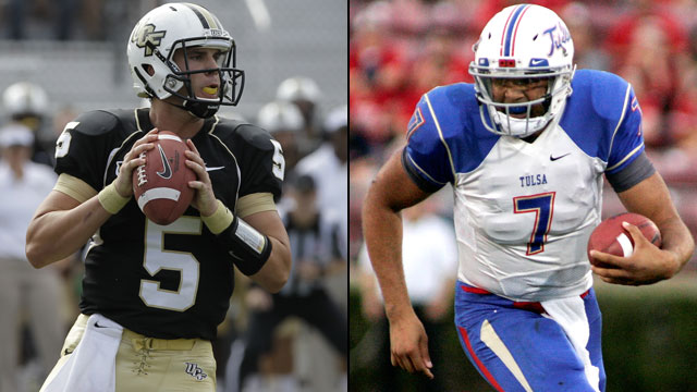 Central Florida vs. Tulsa: Conference USA Football Championship Game