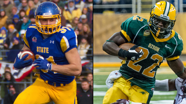 South Dakota State vs. #1 North Dakota State (Second Round): NCAA FCS Football Championship