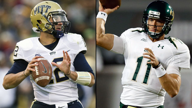 Pittsburgh vs. South Florida