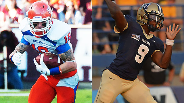 Sam Houston State vs. #3 Montana State (Quarterfinals): NCAA FCS Football Championship
