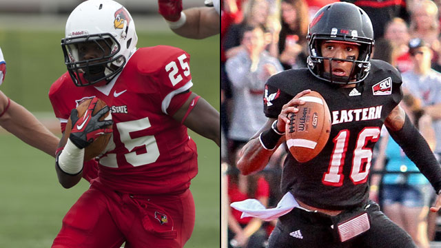 Illinois State vs. #2 Eastern Washington (Quarterfinals): NCAA FCS Football Championship