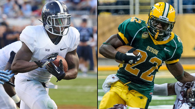 #5 Georgia Southern vs. #1 North Dakota State (Semifinal #1): NCAA FCS Football Championship