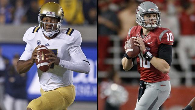 #18 UCLA vs. Washington State