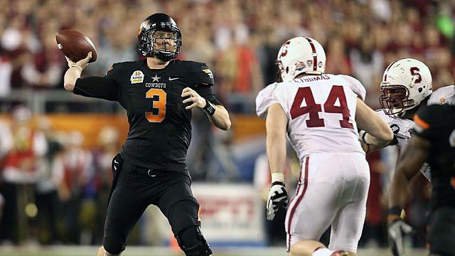 Stanford vs. Oklahoma State (re-air)