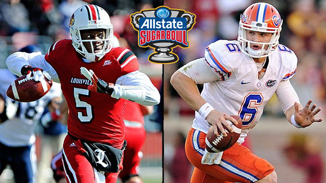 #21 Louisville vs. #3 Florida: 2013 Allstate Sugar Bowl (Spanish)