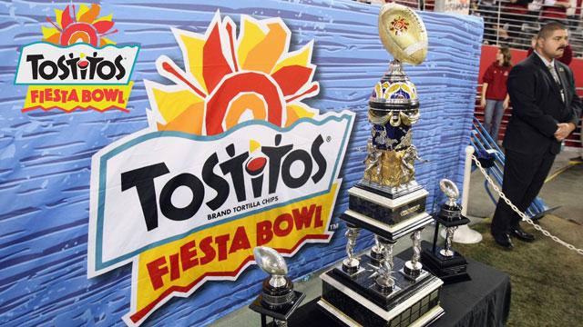 Tostitos Fiesta Bowl Pregame Show
