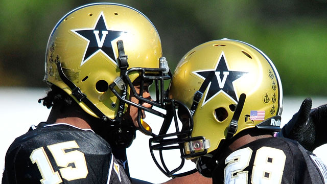Vanderbilt Spring Football: Black & Gold Game