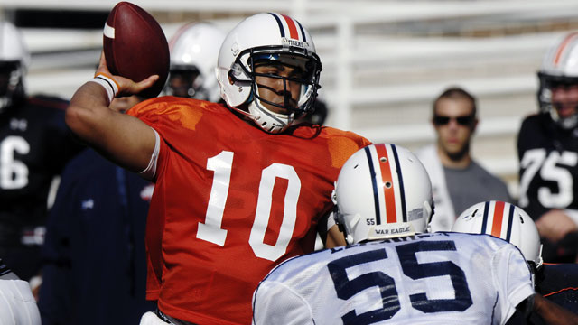 Auburn Spring Football: A-Day Game