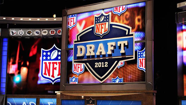 2012 NFL Draft presented by Bud Light (Rounds 2-3)