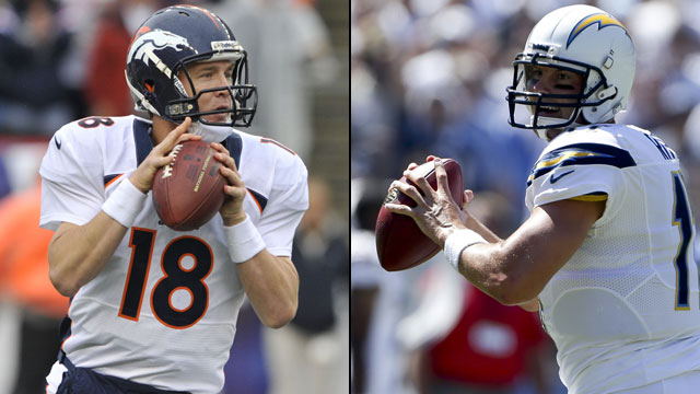 Denver Broncos vs. San Diego Chargers (Device Restrictions Apply)