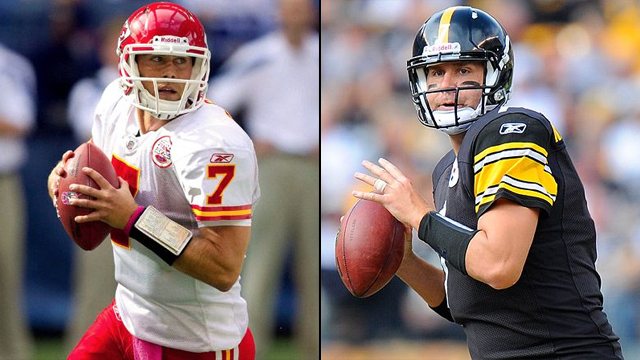 Kansas City Chiefs vs. Pittsburgh Steelers (Device Restrictions Apply)