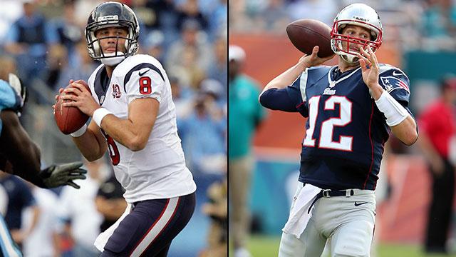 Houston Texans vs. New England Patriots (Device Restrictions Apply)