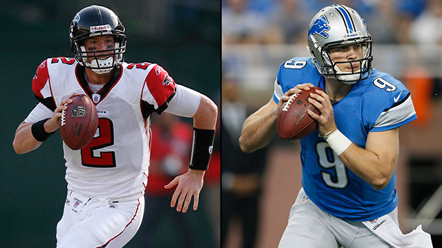 Atlanta Falcons vs. Detroit Lions (Device Restrictions Apply)