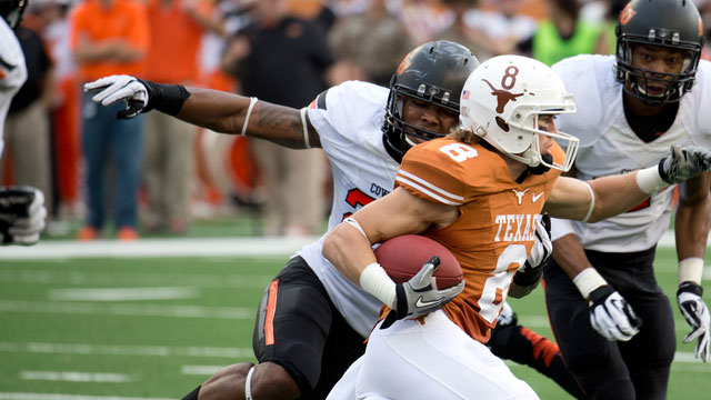 Texas Football Overdrive - Oklahoma State vs. Texas  - 11/16/2013