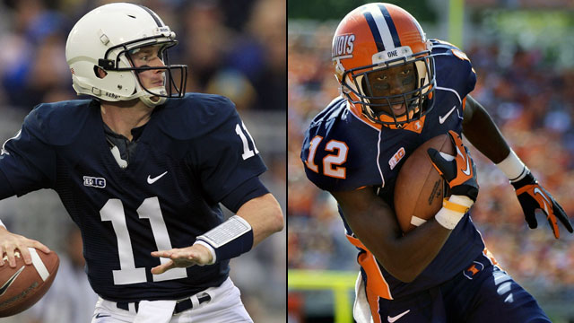 Penn State vs. Illinois