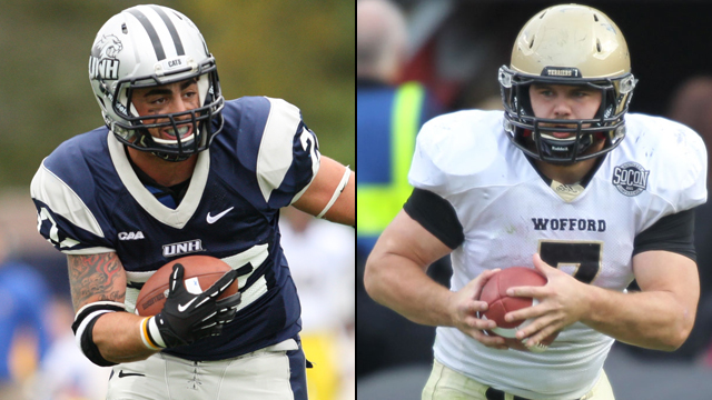 New Hampshire vs. Wofford (Second Round): NCAA FCS Football Championship