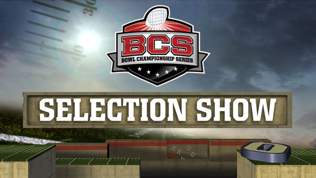 The Discover Card BCS Selection Show