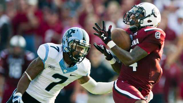 North Carolina vs. South Carolina (re-air)