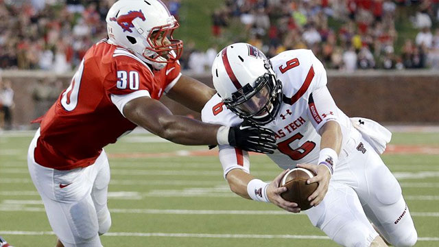 Texas Tech vs. SMU (re-air)