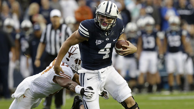 #15 Texas vs. BYU