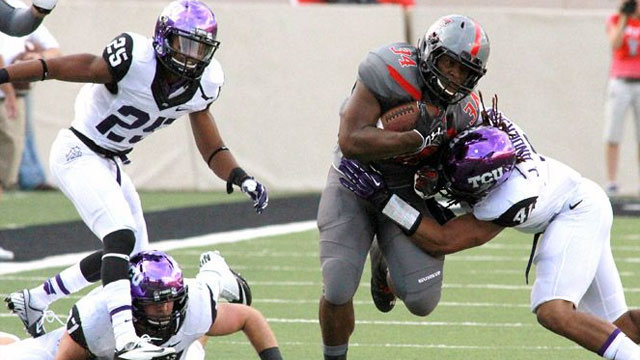 #24 TCU vs. Texas Tech