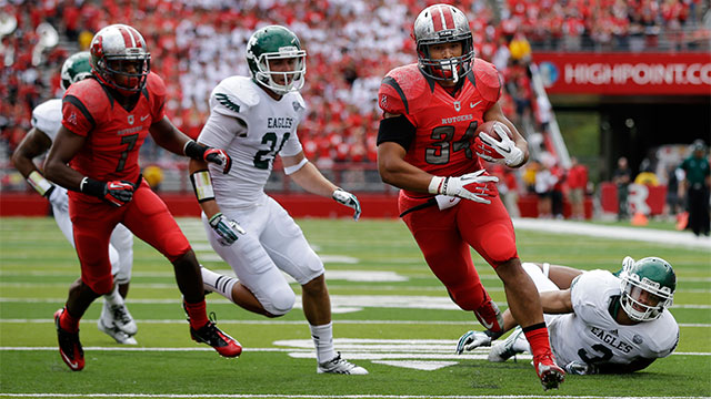 Eastern Michigan vs. Rutgers