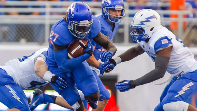 Air Force vs. Boise State