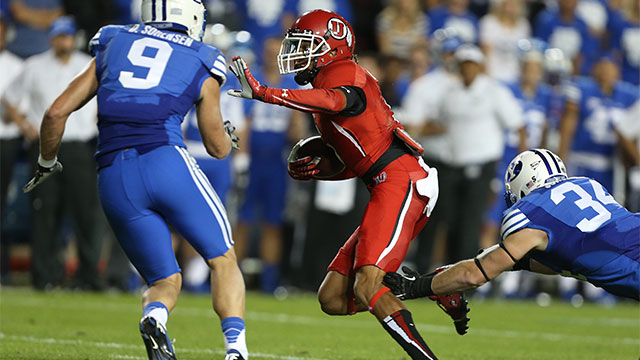Utah vs. BYU (re-air)