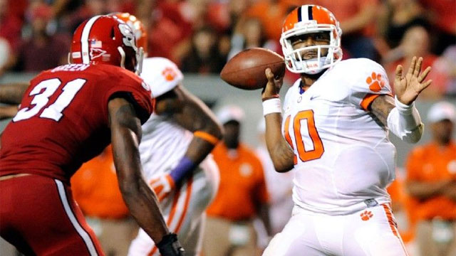 #3 Clemson vs. North Carolina State