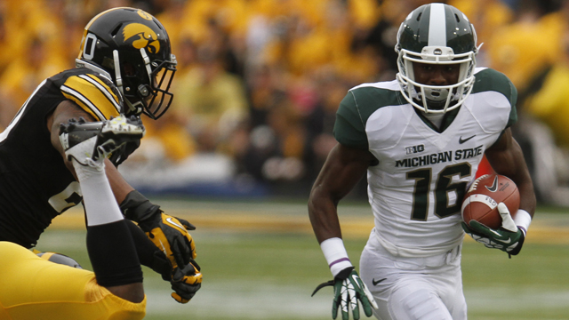Michigan State vs. Iowa (re-air)