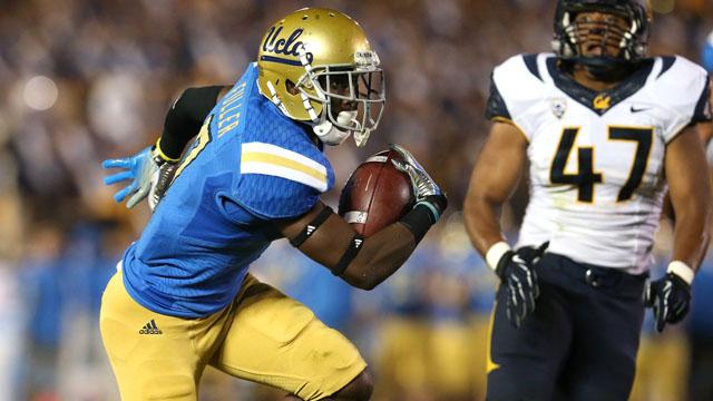 California vs. #11 UCLA