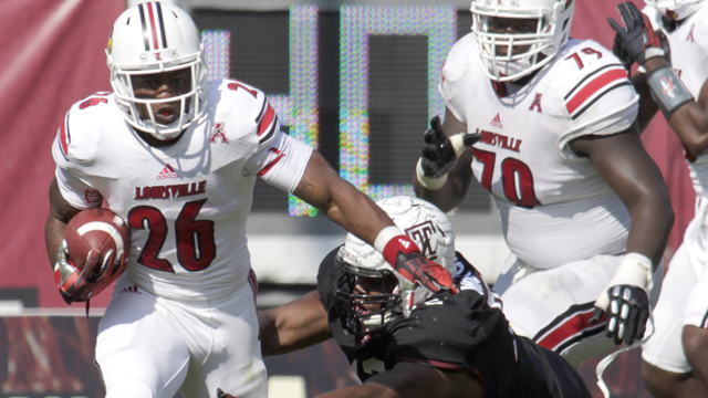 #7 Louisville vs. Temple