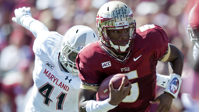 #25 Maryland vs. #8 Florida State