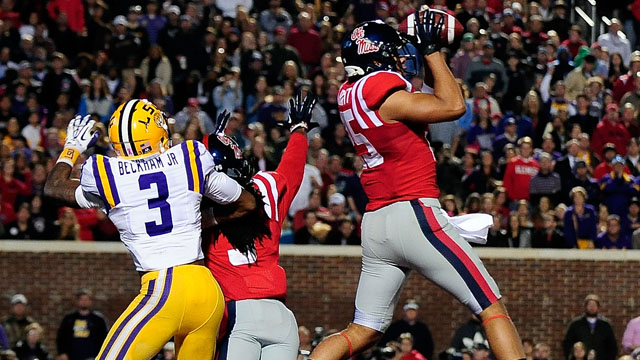 #6 LSU vs. Mississippi