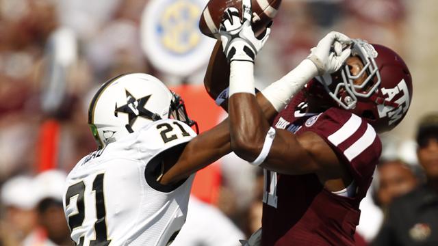 Vanderbilt vs. #16 Texas A&M