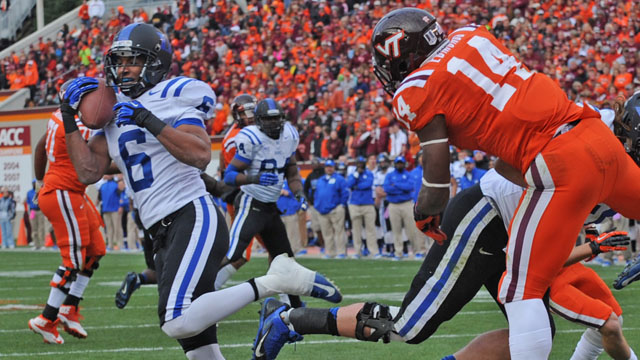 Duke vs. #14 Virginia Tech