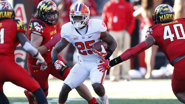 #9 Clemson vs. Maryland
