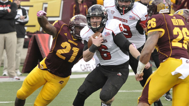 #23 Northern Illinois vs. Central Michigan