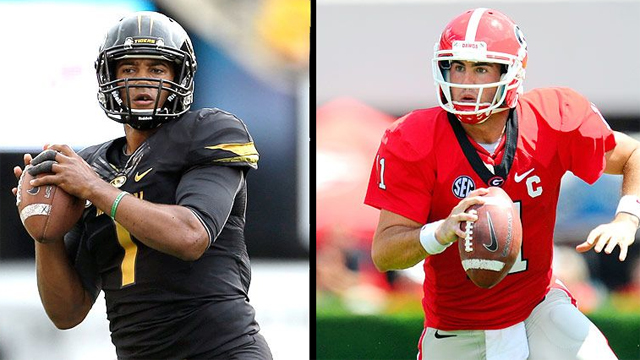 #7 Georgia vs. Missouri