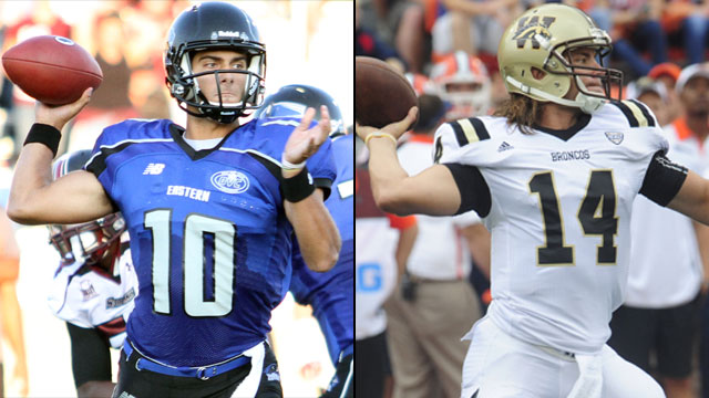 Eastern Illinois vs. Western Michigan (Exclusive)