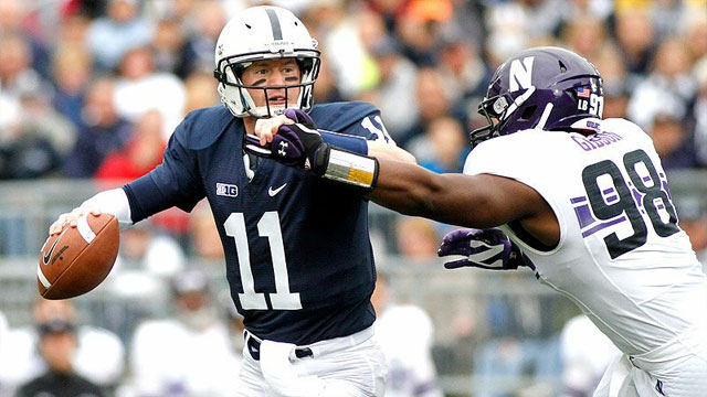 #24 Northwestern vs. Penn State