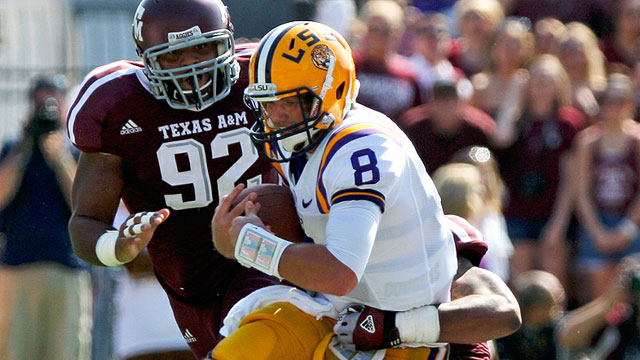 #6 LSU vs. #18 Texas A&M