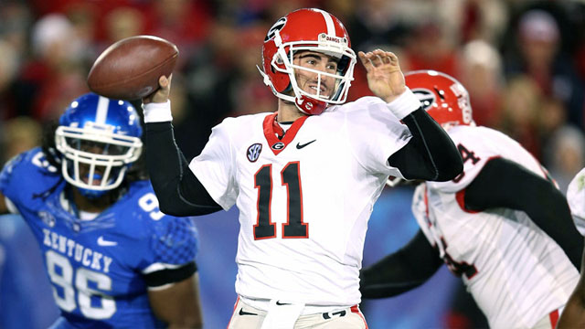 #11 Georgia vs. Kentucky
