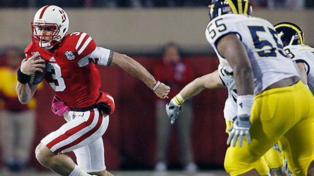 Michigan vs. Nebraska (re-air)