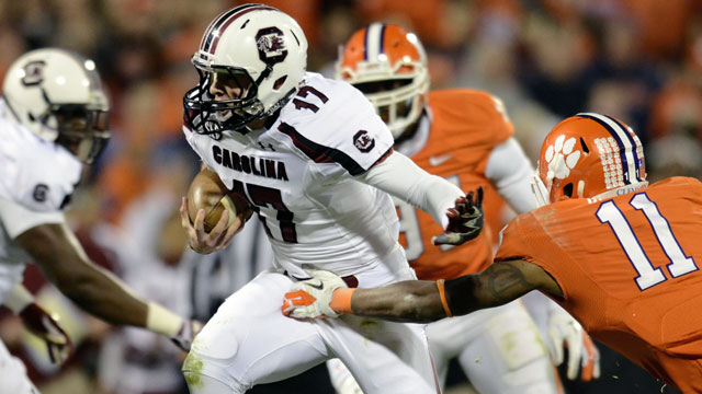 South Carolina vs. Clemson (re-air)