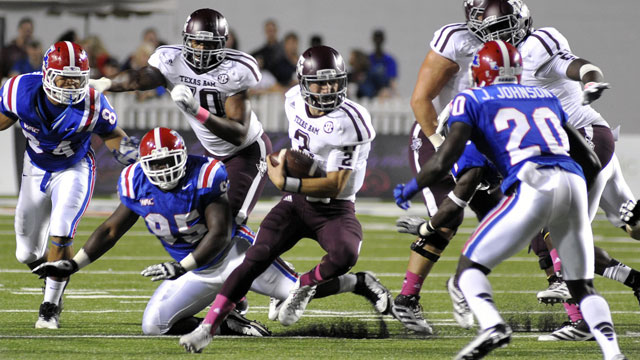 #22 Texas A&M vs. #23 Louisiana Tech