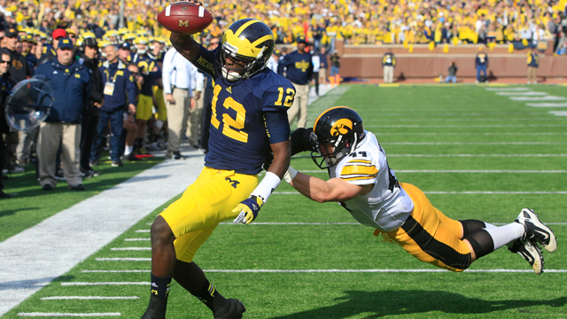 Iowa vs. Michigan (re-air)
