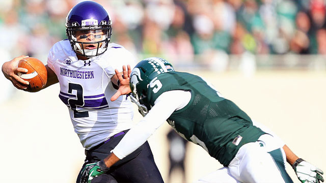 Northwestern vs. Michigan State