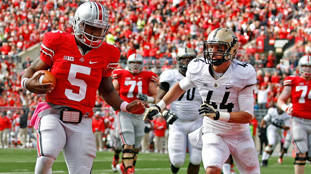 Purdue vs. Ohio State