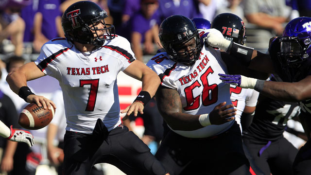 #17 Texas Tech vs. #23 TCU